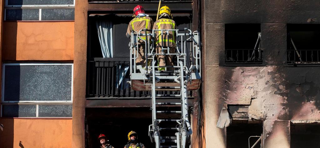 Qué hacer en caso de incendio doméstico según los Bomberos de Madrid